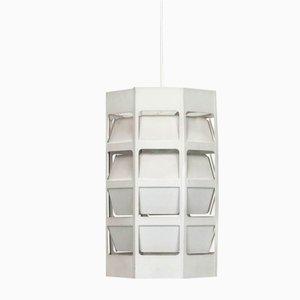 Basket Pendant Lamp by Poul Gernes for Louis Poulsen