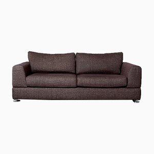 Braunes Sofa von DYYK