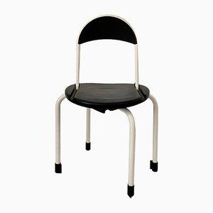 Italian Postmodern Clack Folding Chair by Lucci & Orlandini for Lamm, 1980s