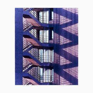Brutalist Symphony II, London, Color Photograph, 2019