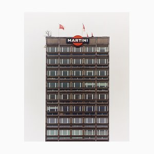Gray Martini, Milan, Photographie Couleur, 2019