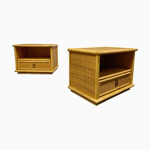 Nightstands from Dal Vera, 1960s, Set of 2