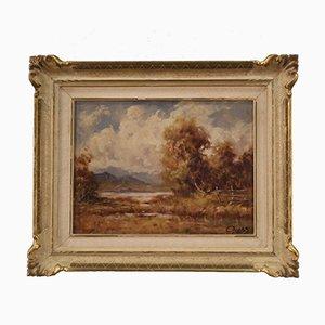 Französische Landschaft Landschaftsmalerei