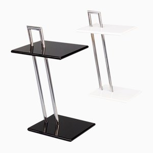 Occasional Side Tables by Eileen Gray for Classicon, 1930s, Set of 2