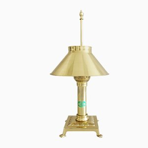 Orient Express Table Lamp in Brass, 1970s