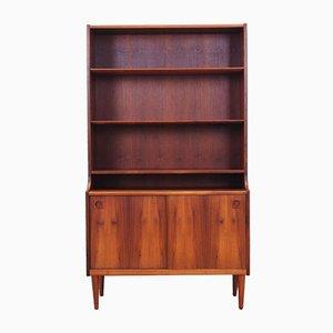 Rosewood Bookcase from Farsø Møbelfabrik, Denmark, 1960s