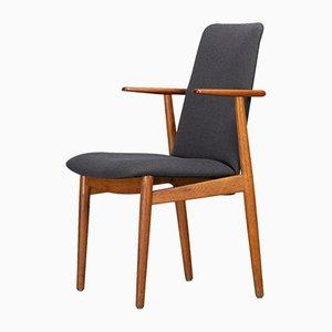 Chaise de Bureau par Hans Olsen pour Hillrod Mobler, 1960s