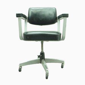 Japanese Industrial Office Desk Chair by Takashi Okamura, 1950s
