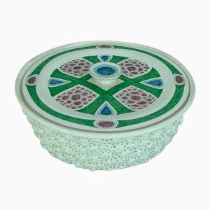 No. 1966 Ceramic Vessel by RK for Karlsruher Majolika