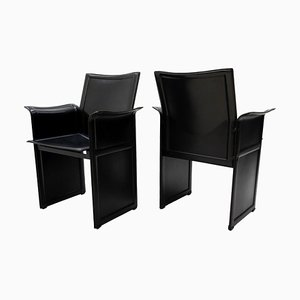 Chairs by Tito Agnoli for Matteo Grassi, Set of 2