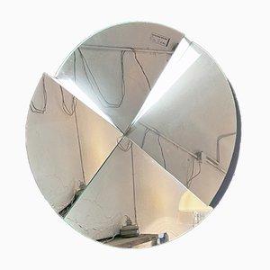 Beleuchteter Mid-Century Modern Spiegel von Pierre Cardin für New Acerbis Line, 1980er