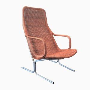 Labelled 514C Lounge Chair by Dirk van Sliedregt for Gebr. Jonkers, 1960s