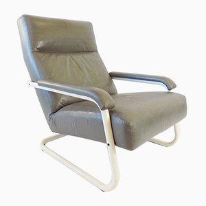 4751 Leather Chair by Jan des Bouvrie for Gelderland