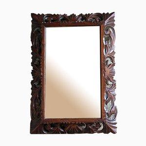 Miroir Mural Fretwork