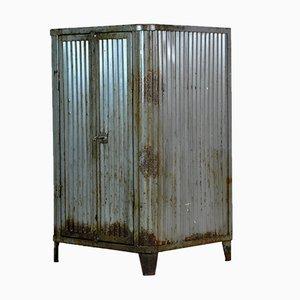 Industrieller Schrank aus Eisen, 1950er