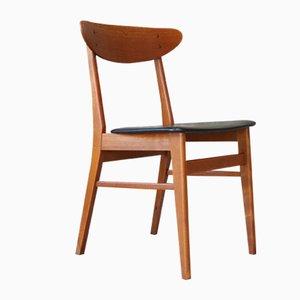 Dänischer Vintage Teak Stuhl von Farstrup Møbler, 1960er