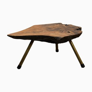 Wooden Tree Coffee Table by Carl Auböck, 1950s