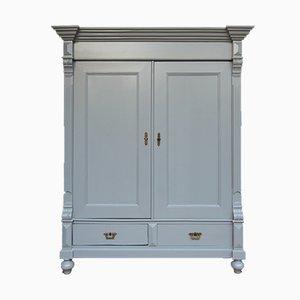 Gründerzeit Wardrobe in Light Gray