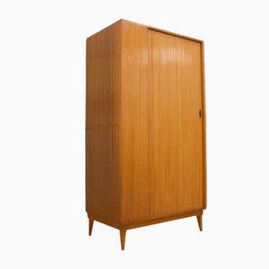 Teak Tambour Wardrobe from Austinsuite, 1960s