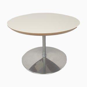 Tavolino da caffè rotondo di Pierre Paulin per Artifort