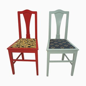 Mid-Century Dining Chairs, 1960, Set of 2