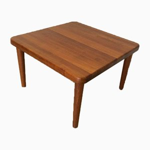 Danish Teak Coffee Table from Glostrup, 1960s