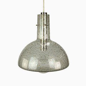 Space Age Glass Pendant from Temde, 1960s