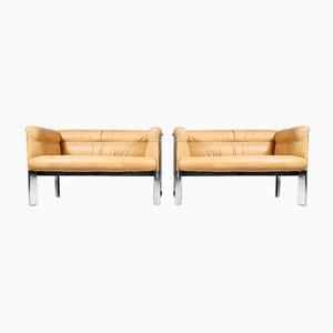 Interlude Sofa by Marco Zanuso for Poltrona Frau, 1980s