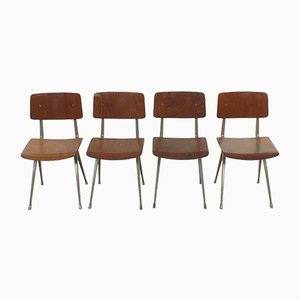 Result Chairs by Friso Kramer for Ahrend De Cirkel, Set of 4