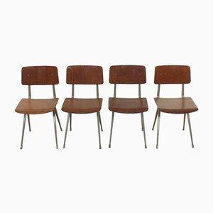 Result Stühle von Friso Kramer für Ahrend De Cirkel, 4er Set