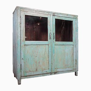 Wabi Sabi Cupboard in Turquoise