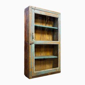Wabi Says Hanging Cupboard in Turquoise
