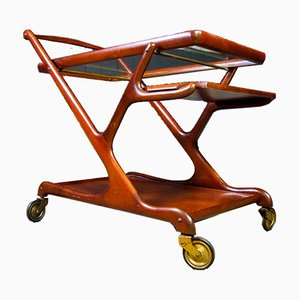 Mid-Century Trolley by Cesare Lacca for Cassina, 1950s