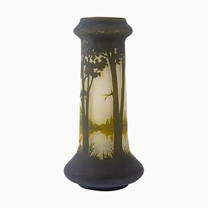 Vase von Daum Nancy