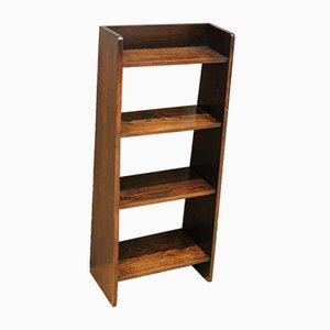 Small Oak Waterfall Bookshelves