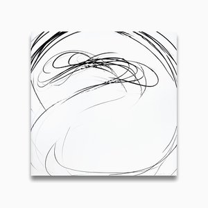 Maelstrom Series 67, Abstract Drawing, 2015