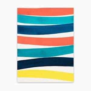 Repos, Dessin Abstrait, 2018