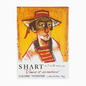Expo 64 Gallery Vendôme de Serge Shart