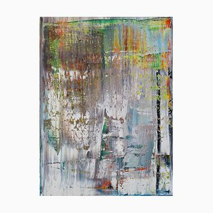 American Painting by Harry James Moody, Abstract N°530, 2021