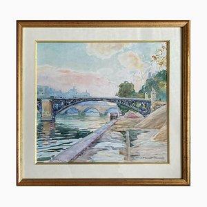Pierre Emile, Le Prince Ringuet Pont des Saints Pères, 1920