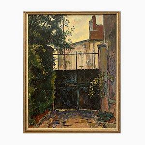Conrad Meili, the Portal in Saint Name La Bretèche, 1936
