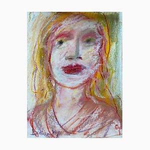 Henriette Barey, Red Lips, 1975