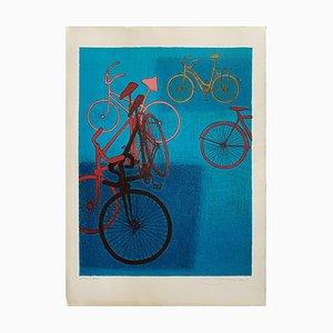 Daniel Riberzani, Bicyclettes, 1998