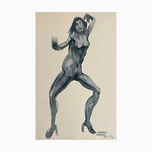 Roger Coppe, Nu en mouvement, 1993
