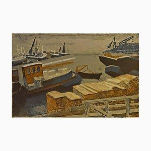 Robert Lotiron, Amsterdam, 1950