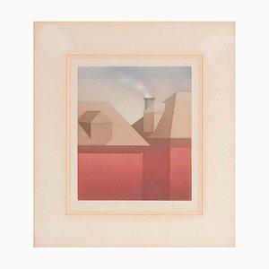 Philippe Lejeune, Les toits, 1980