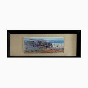 A Salacroup, Landscape of Languedoc, 1929