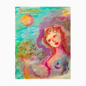 Henriette Berety, La Petite Sirene, 1972