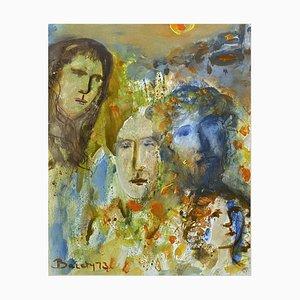 Henriette Barety, Portrait de famille, 1973
