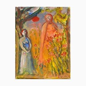 Henriette Baréty, Cueillir des fleurs avec Sylvie, 1972